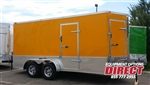 Spray Foam Trailer - A9000 Elite Model