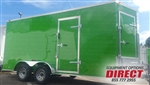 Polyurea/Spray Foam Trailer - Shore Power Model