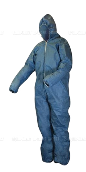 Dupont Blue Coverall 25ct
