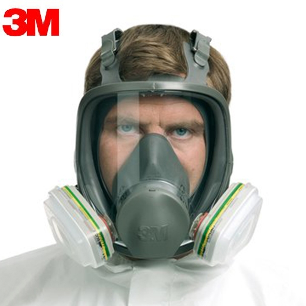 3m full face gas mask