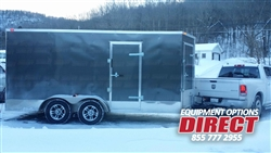 Spray Foam Trailer - A9000 Contractor Model