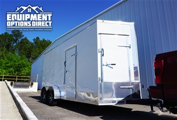 Spray Foam Trailer - H30 Contractor Model