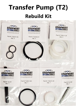 Transfer Pump Rebuild Kit